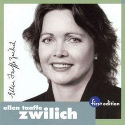 Ellen Taaffe Zwilich:  Chamber Symphony / Concerto for Violin, Cello and Orchestra / Symphony No. 2