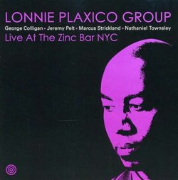 Lonnie Plaxico Group Live at the Zink Bar NYC