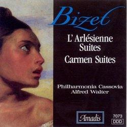 Bizet: L'Arlésienne Suites; Carmen Suites