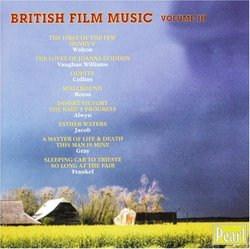 British Film Music, Vol. 3