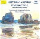 Joly Braga Santos: Symphony No. 2/ Crossroads