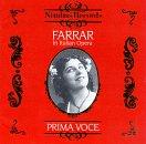 Geraldine Farrar in Italian Opera