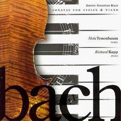 Bach: Sonatas for violin and piano