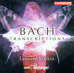 Bach: Transcriptions