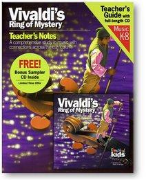Vivaldi's Ring of Mystery [includes Teacher's Guide & Bonus CD]