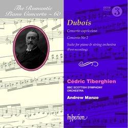 The Romantic Piano Concerto Vol.60 - Works of Dubois