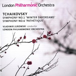"Tchaikovsky: Symphonies Nos. 1 ""Winter Daydreams"" & 6 ""Pathétique"""