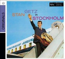 Stan Getz in Stockholm (Dig)
