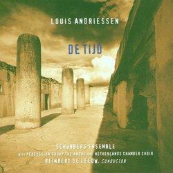 Louis Andriessen: De Tijd (Time) for Large Ensemble - Schönberg Ensemble
