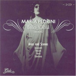 Maria Perdini sings Bellini's Norma [Excerpts]