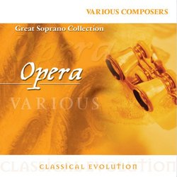 Classical Evolution: Great Soprano Collection