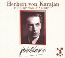 Karajan: The Beginning Of A Legend (Box Set)