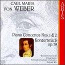 Weber: Piano Concertos No.1 and No.2/Konzertstück