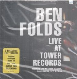 Live at Tower Records