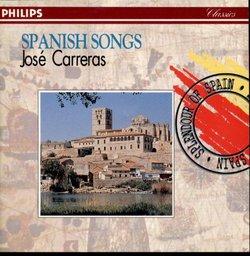 Canciones Espanoles