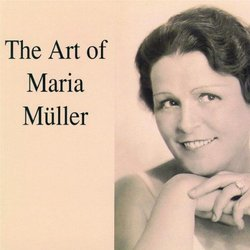 The Art of Maria Müller