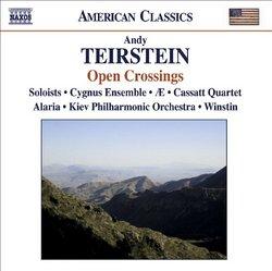 Teirstein: Open Crossings