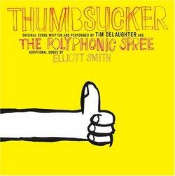 Thumbsucker (Score)