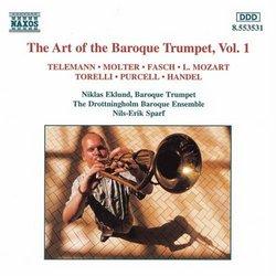 The Art of the Baroque Trumpet, Vol. 1