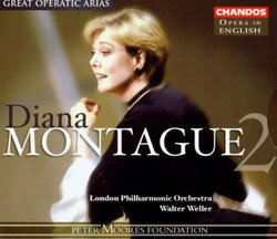 Diana Montague Sings Great Operatic Arias, Vol. 2