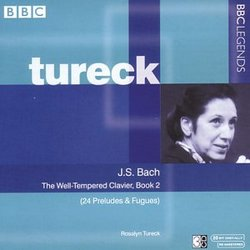 Bach: the Well-Tempered Clavier, Book 2