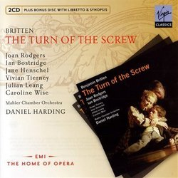 Britten: Turn of the Screw (2 CD/CD-ROM)