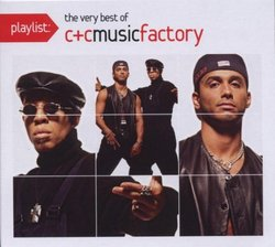 Playlist:The Very Best of C&C Music Factory