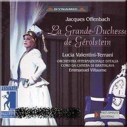 Offenbach - La Grande-Duchesse de Gérolstein / Valentini-Terrani, Allemano, Villaume