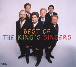 Best of The King's Singers [Box Set]