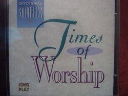 Hosanna Music Sampler: Times of Worship