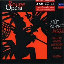 Mozart: La Flûte Enchantée / The Magic Flute / Die Zauberflöte
