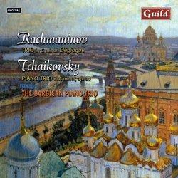 Rachmaninov & Tchaikovsky: Piano Trios