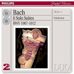Bach J.S.: 6 Solo Suites BWV 1007-1012 [Germany]