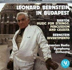 Leonard Bernstein in Budapest