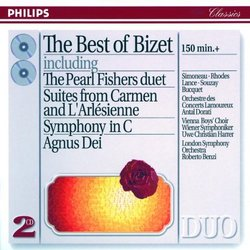 The Best of Bizet