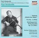 Mathis Der Maler Symphony / Trio 2