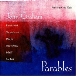 Parables: Music for the Viola