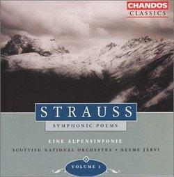Strauss: Symphonic Poems, Vol. 1