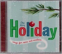 Old Navy Holiday: Songs For Snow And Mistletoe