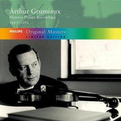 Historic Philips Recordings, 1953-1962 [Box Set]