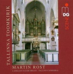 Ladegast-Sauer-Organ, Tallinna Toomkirk