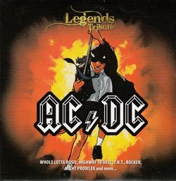 Legends Tribute To AC/DC