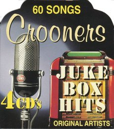 60 Crooners Songs: Juke Box Hits 4CD Set