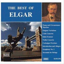 Elgar : Best Of Elgar (The)
