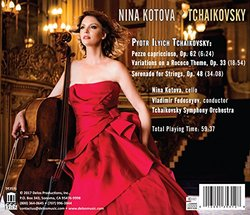 Nina Kotova Tchaikovsky