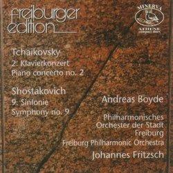 Tchaikovsky/Shostakovich: Piano Concertos
