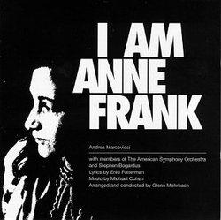 I Am Anne Frank (1996 Studio Cast)
