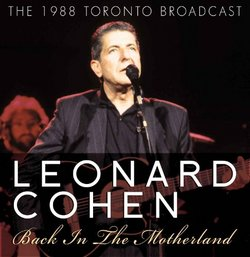 Back in the Motherland: 1988 Toronto Broadcast