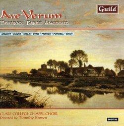 Ave Verum: Favourite Parish Anthems