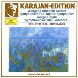 Symphony 41 / Symphony 104